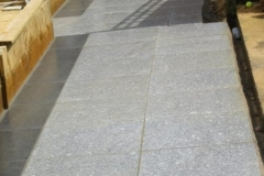 Light Grey Granite Patio